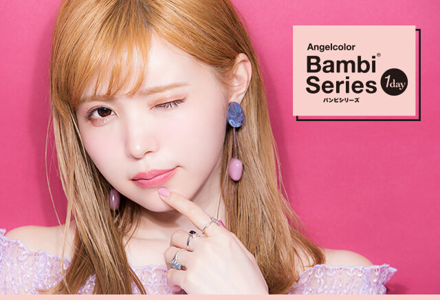 Angelcolor Bambi Series 1day バンビシリーズ