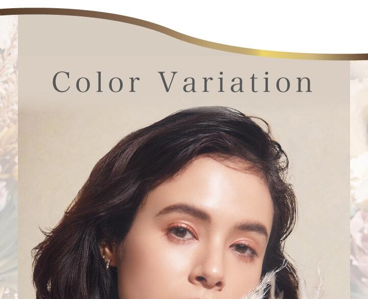 大屋夏南イメージモデル エルージュ -eRouge|Color Variation