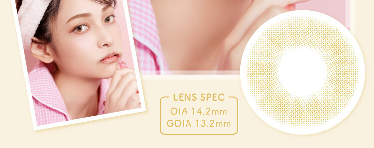 MerMer by RICH STANDARD -メルメル バイ リッチスタンダード/MerMer by RICH STANDARD|LENS SPEC DAI 14.2mm GDIA 13.2mm