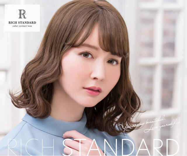 richstandard -リッチスタンダード|RICH STANDARD You are so beautiful. Love yourself...